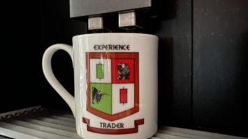 Tasse von ExperienceTrader