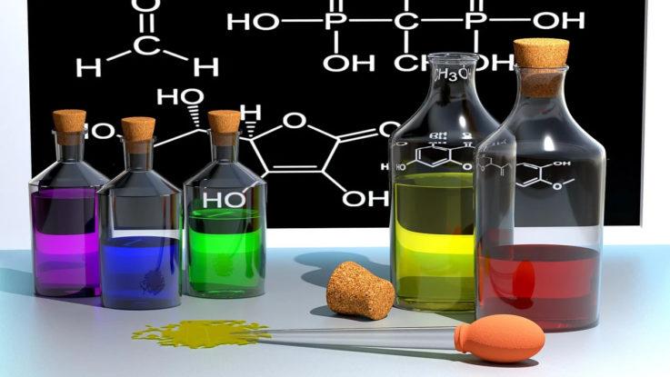 Chemieunternehmen im Fokus