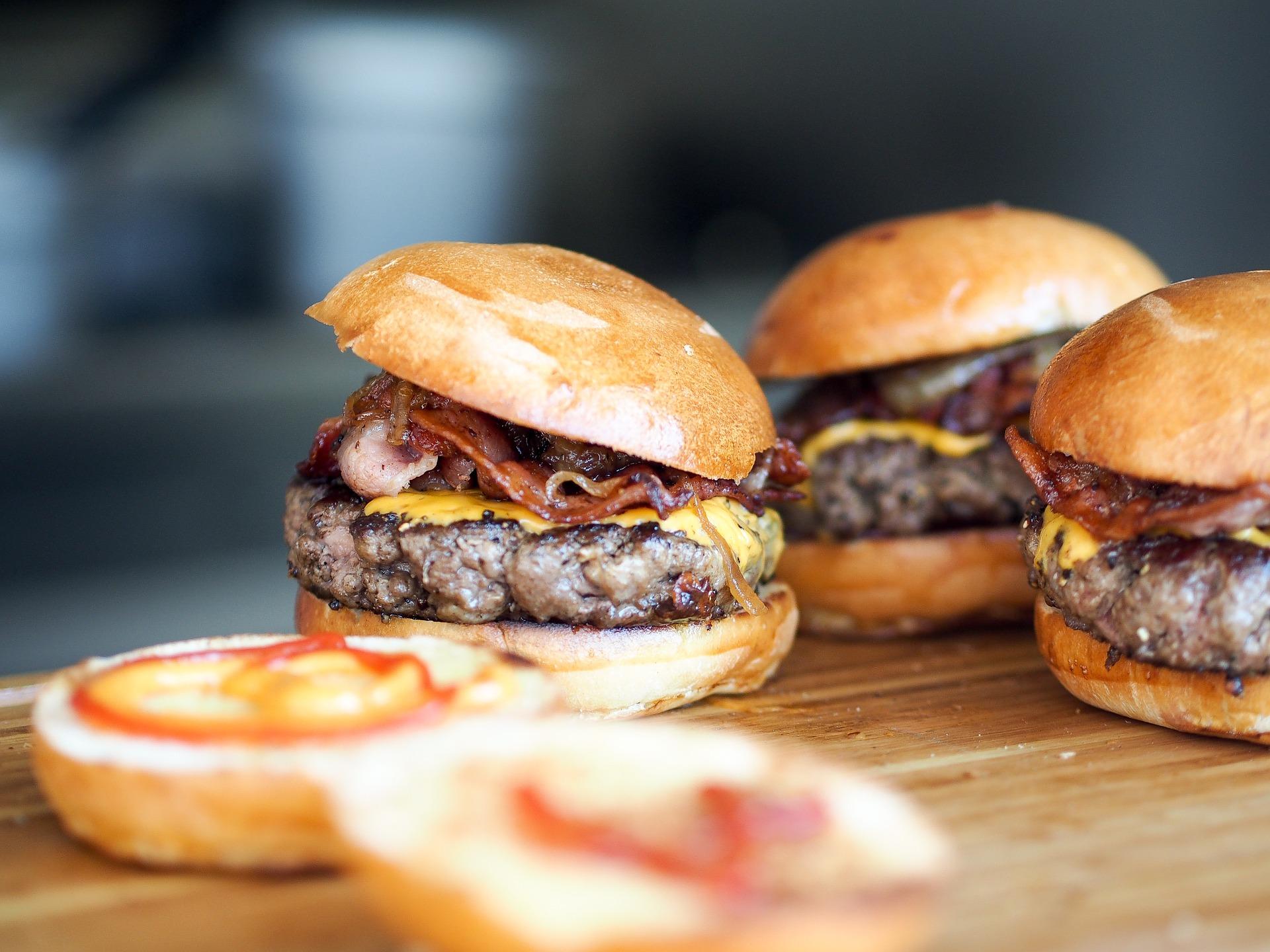 Burger von BeyondMeat geliefert?