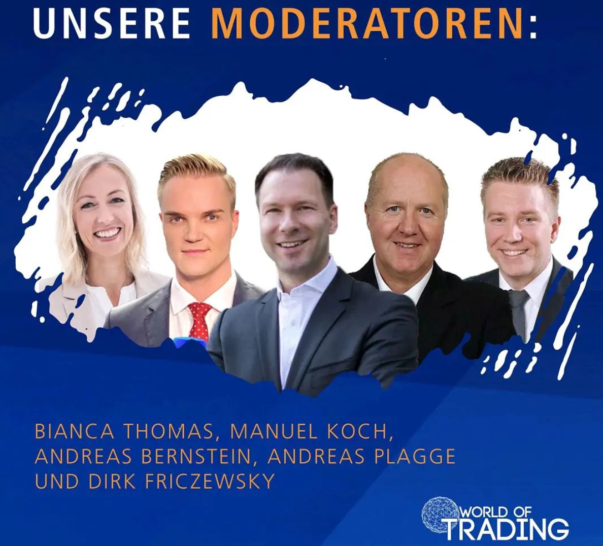 World of Trading am 08.10.2021